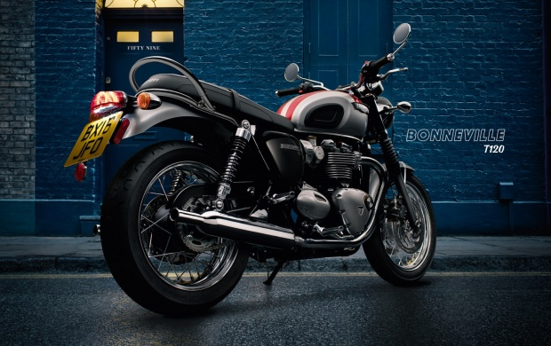 Triumph Bonneville T120 Range Wallpapers