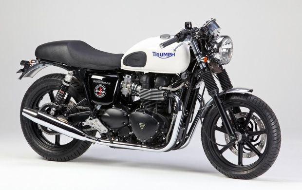 Triumph Bonneville Tridays Edition (click to view)