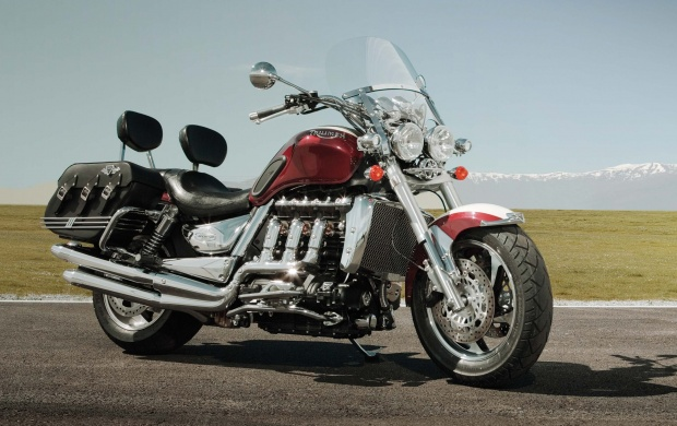 Triumph Rocket III Classic (click to view)