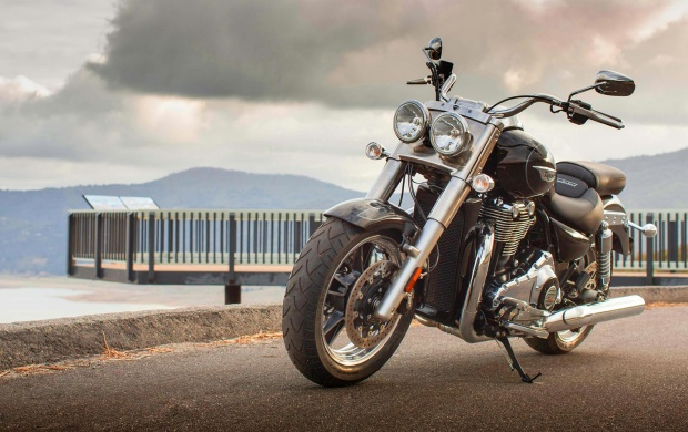 Triumph Thunderbird Commander Look (click to view)