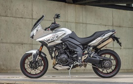 Triumph Tiger Sport First Look 2016