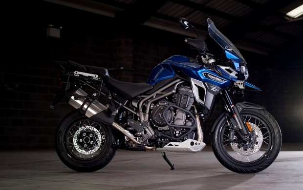 Triumph Tiger XC Line (click to view)