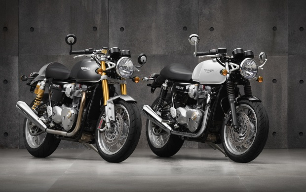Triumph Truxton Motorcycle (click to view)