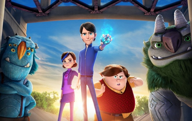Trollhunters (click to view)