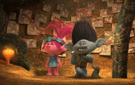 Trolls 2016 Movie Stills