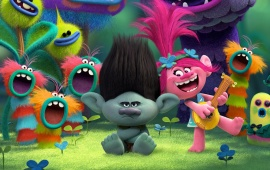 Trolls Animation