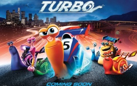 Turbo 2013 Movie