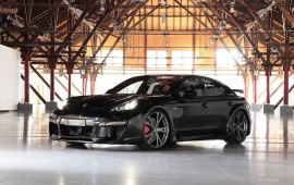 Turbo Grand GT Carbon Porsche Panamera 2011