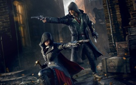 Twins Assassin's Creed Syndicate