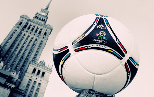 Ukraine Official Ball (click to view)