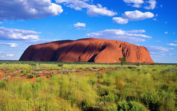 Uluru Ayers Rock (click to view)