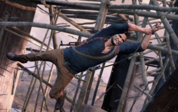 Uncharted 4 A Thief's End E3 2015 Screenshot (click to view)