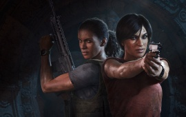 Uncharted The Lost Legacy's Tone