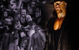 Undertaker In Multi Action Look