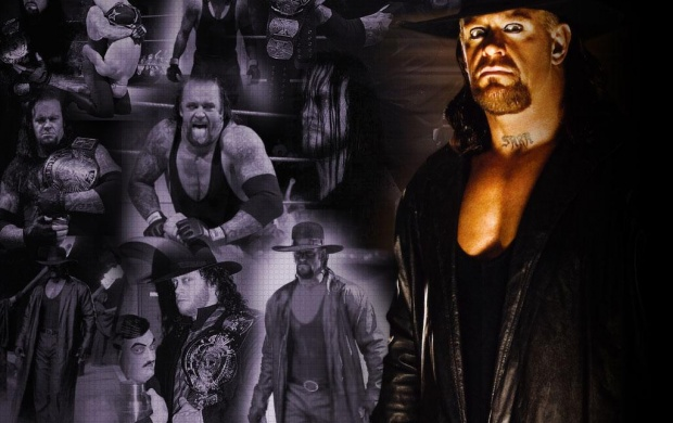 Undertaker In Multi Action Look (click to view)