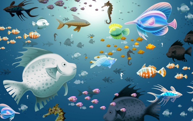Underwater Illustration (click to view)