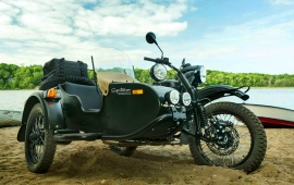 Ural Gear Up Sportsman Package 2016