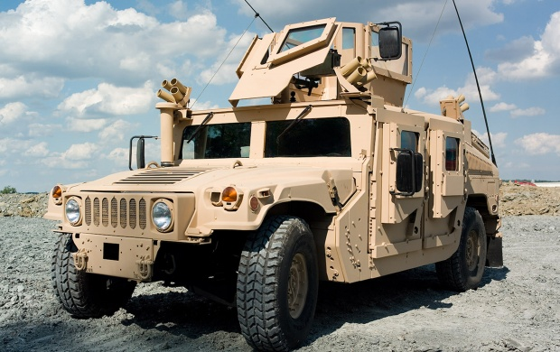 US Army Hummer (click to view)