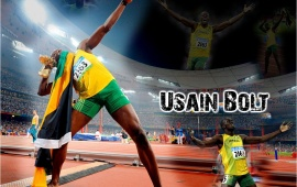 Usain Bolt - World's Fastest Man