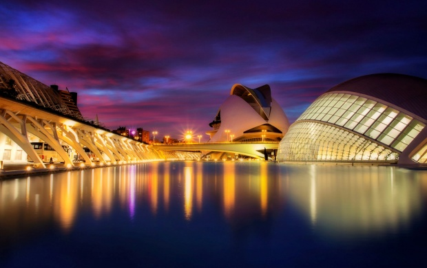 Valencia City Of Spain (click to view)