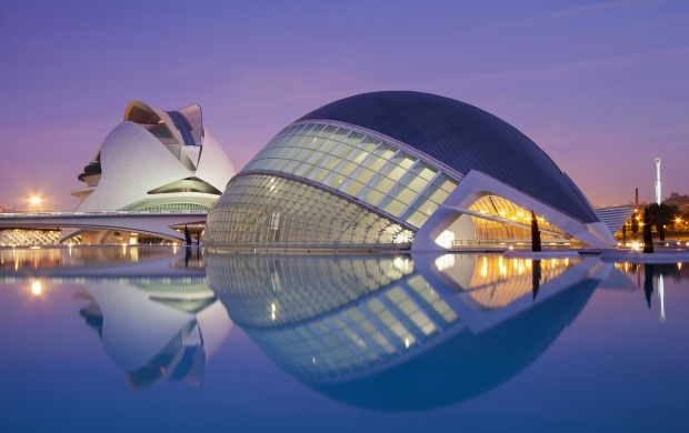 Valencia City Spain (click to view)