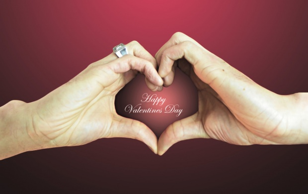 Valentines Hands Heart Love (click to view)