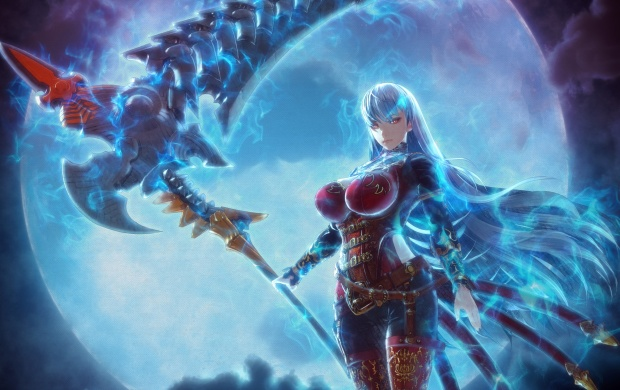 Valkyria Azure Revolution (click to view)