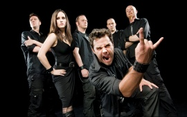 Van Canto German Metal Band