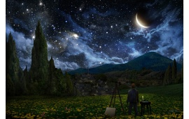 Van Gaugh Starry Night
