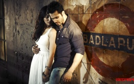 Varun Dhawan And Yaami Gautam In Badlapur