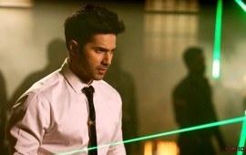 Varun Dhawan As Junaid Ansari Dishoom