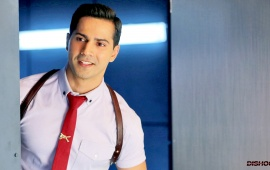 Varun Dhawan As Junaid Ansari In Dishoom