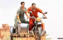 Varun Dhawan John Abraham In Dishoom Movies