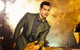 Varun Dhawan Latest  Photoshoot