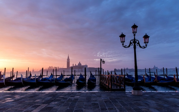 Venice Morning (click to view)