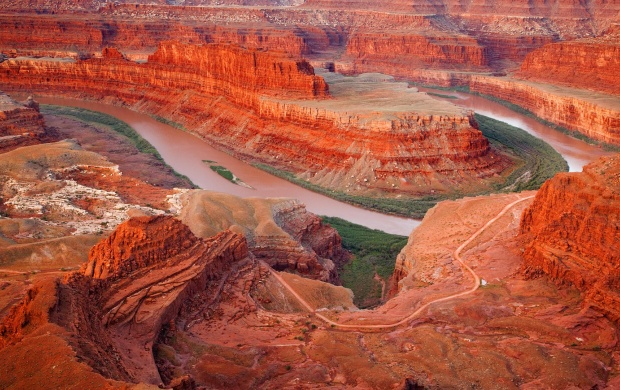View of the Grand Canyon (click to view)