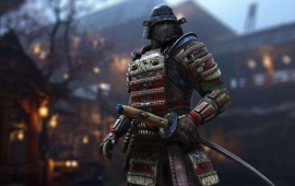 Viking Samurai For Honor