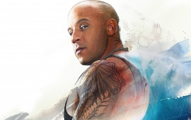 Vin Diesel xXx Return Of Xander Cage