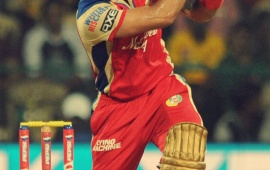 Virat Kohli Batting In IPL 2015