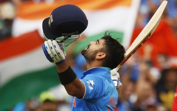 Virat Kohli International Cricketer (click to view)