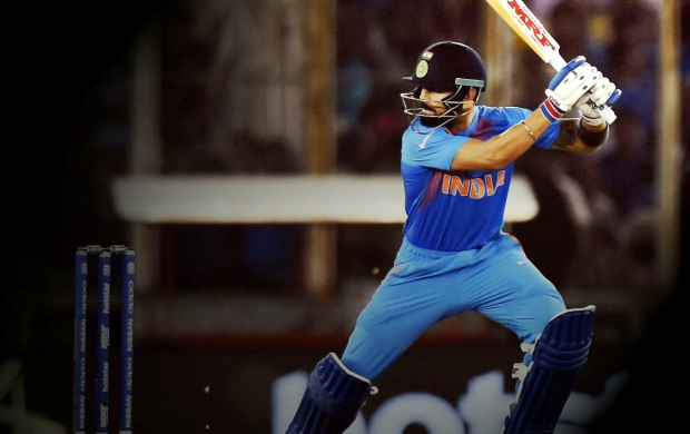 Virat Kohli Leads Wallpapers
