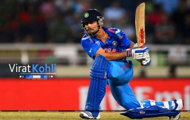 Virat Kohli Playing Style