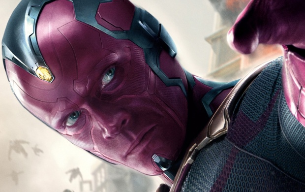 Vision Avengers Age Of Ultron (click to view)