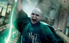 Voldemort In Harry Potter and The Deathly Hallows: Part 2