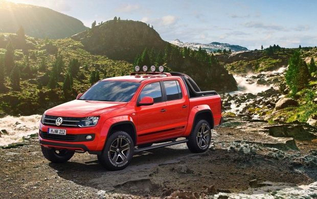 Volkswagen Amarok Canyon (click to view)