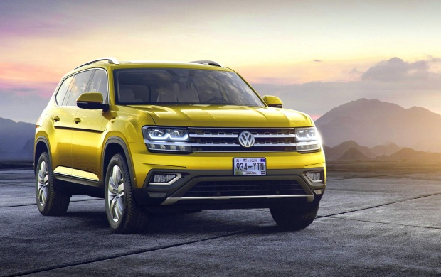 Volkswagen Atlas 2018 (click to view)
