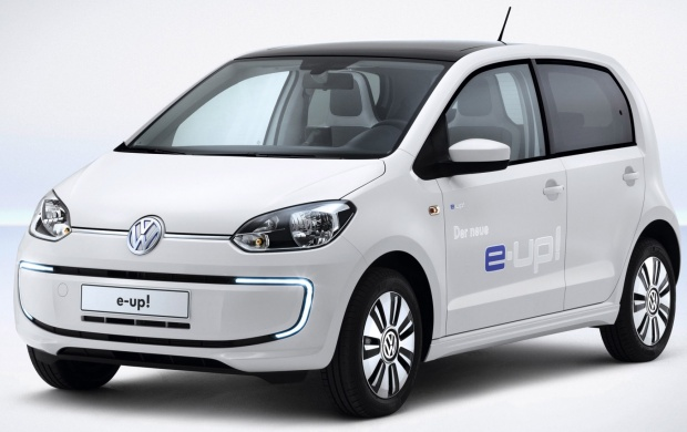 Volkswagen E-Up 2014 (click to view)