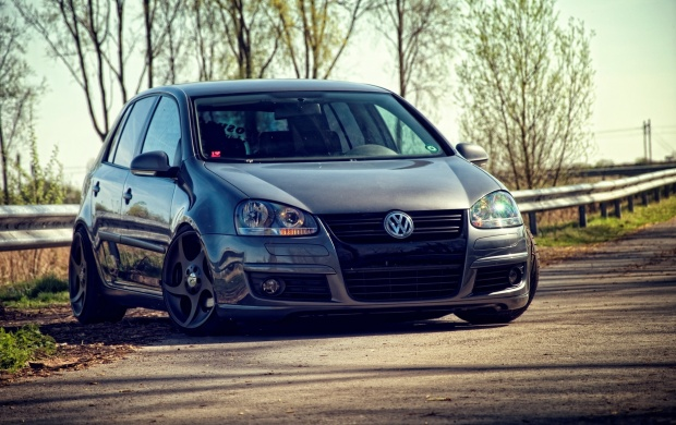 Volkswagen Golf V Wallpapers
