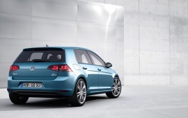 Volkswagen Golf VII Car