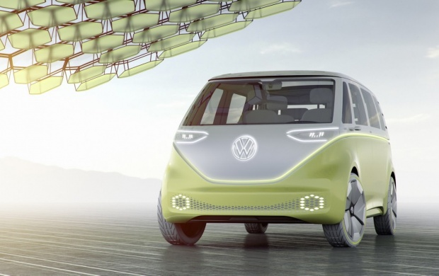 Volkswagen I.D. Buzz 2017 (click to view)